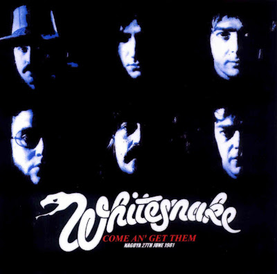 Whitesnake: Come An' Get Them. Nagoya City Kokaido, Nagoya ...