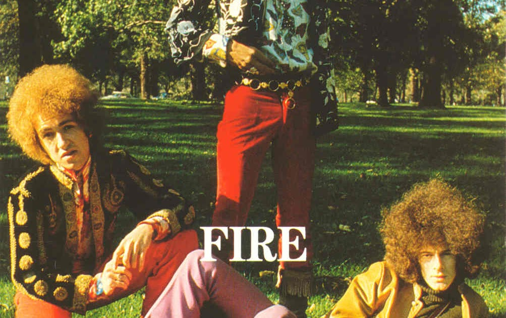 The Jimi Hendrix Experience Fire Stockholm Sweden