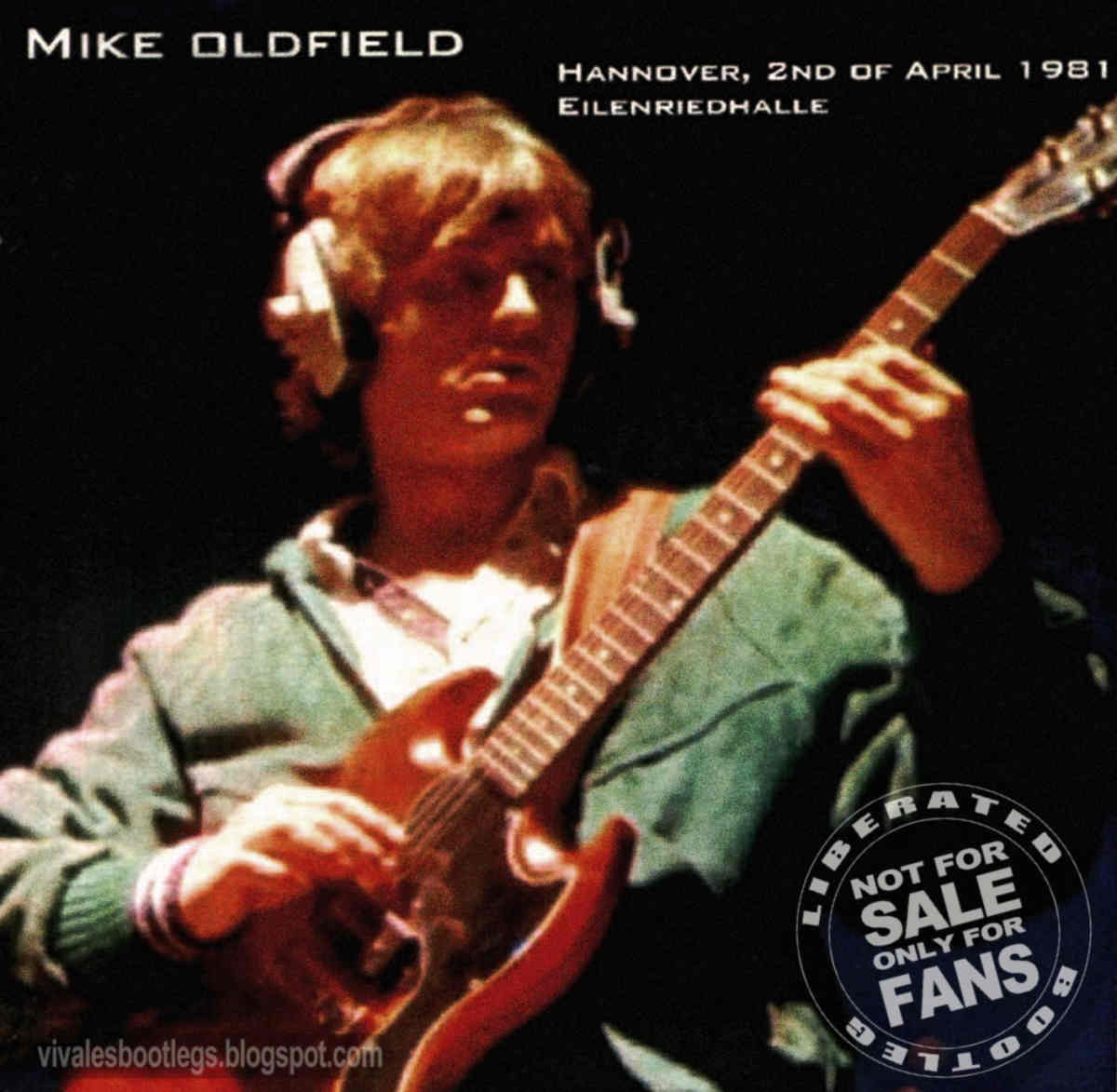 e67266f7985b Mike Oldfield  Adventure In Hannover Live  81. Eilenriedhalle ...