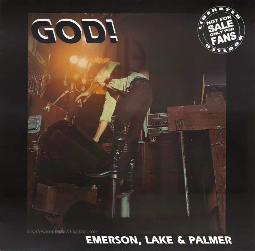 Emerson, Lake & Palmer: GOD! Dusseldorf, Germany 1973  (Double CD
