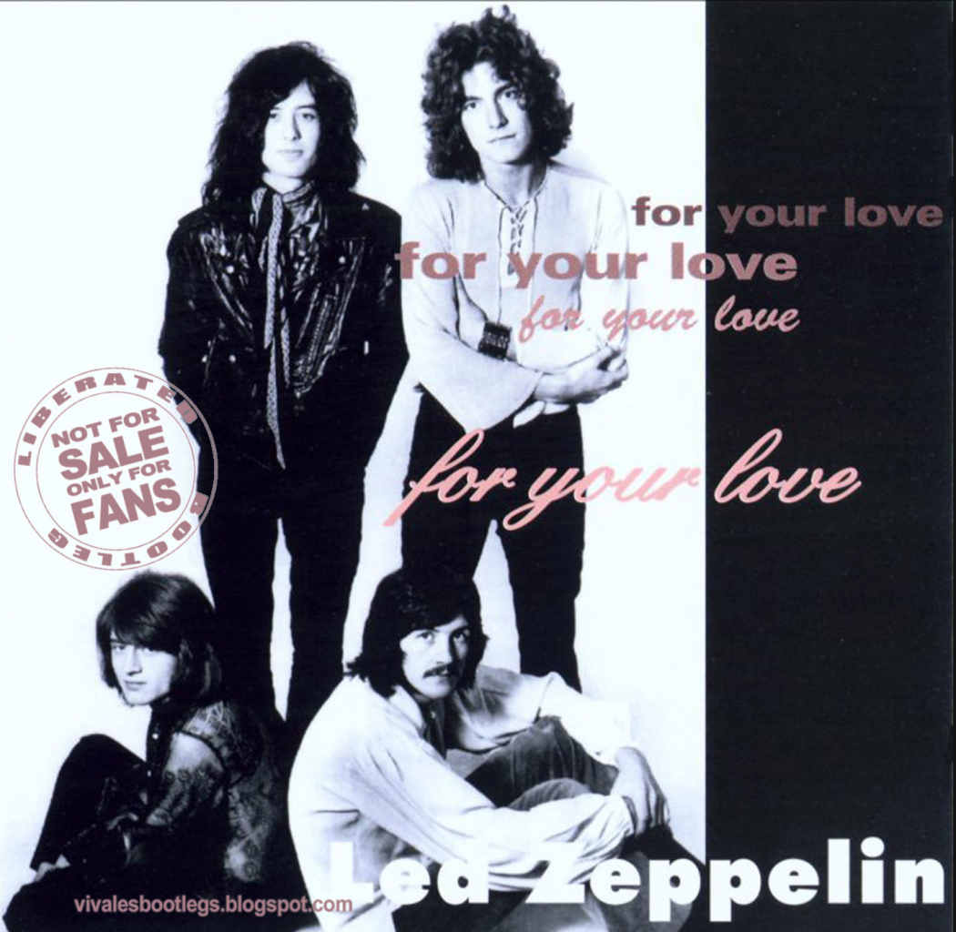 Led Zeppelin: For Your Love  Fillmore West, San Francisco