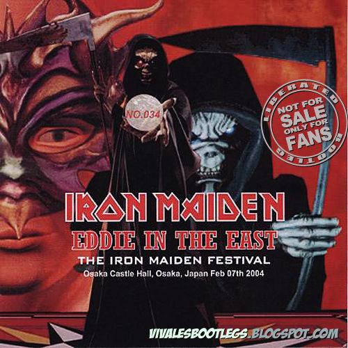 Viva Les Bootlegs: Iron Maiden: Eddie In The East  Osaka