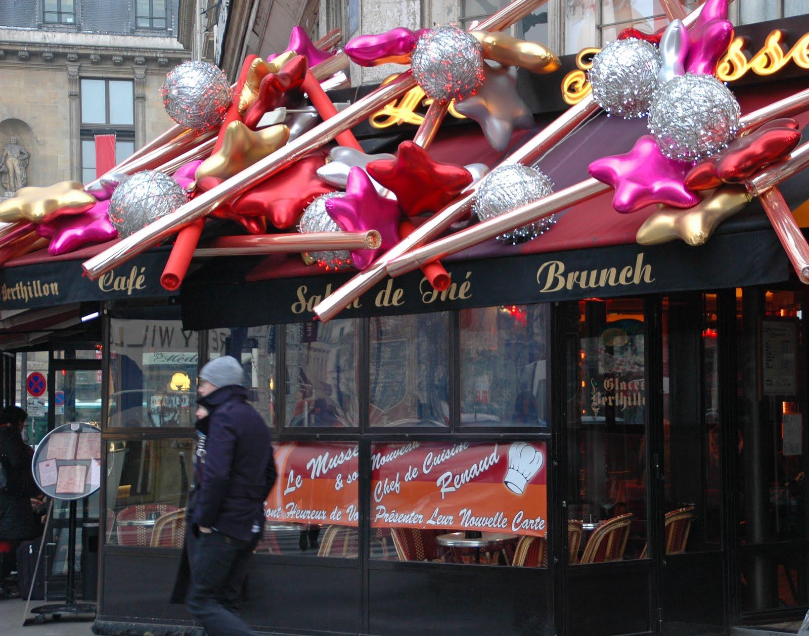 Paris and Beyond Salon de Thé    Le Musset