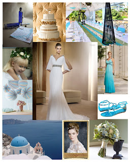All About Decoration Grecian Inspired Wedding Decorations How To