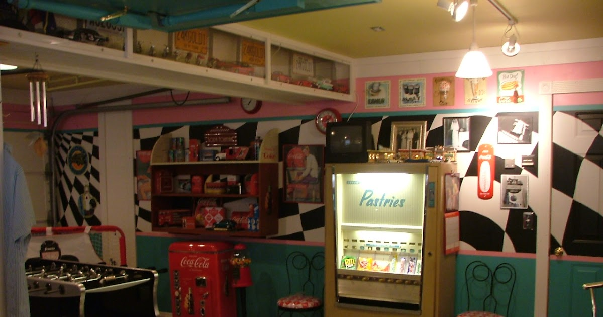 garage game ideas - COOL GARAGE IDEAS LIGHTING