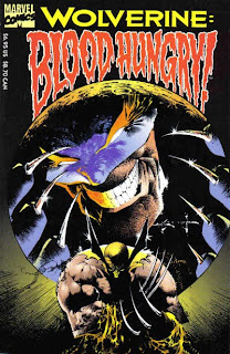 Not Blog X Wolverine Blood Hungry December 1993 border=