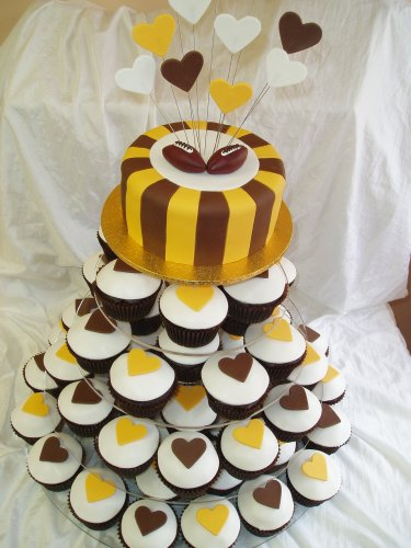 Fresh New Ideas for Mini Wedding Cupcakes
