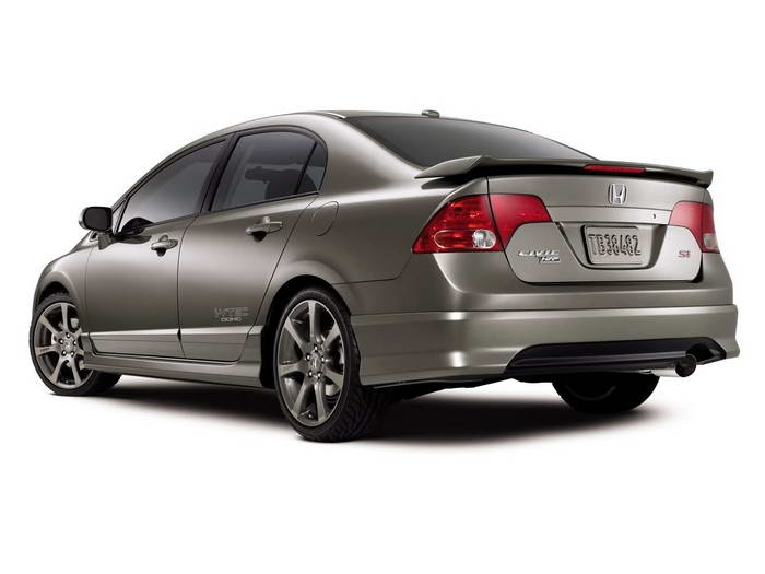 2009 Honda Civic For Sale >> 2009 honda civic: 2009 Honda HFP Civic Si Sedan