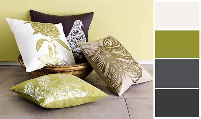 Dg Style Room Inspired By Pillows