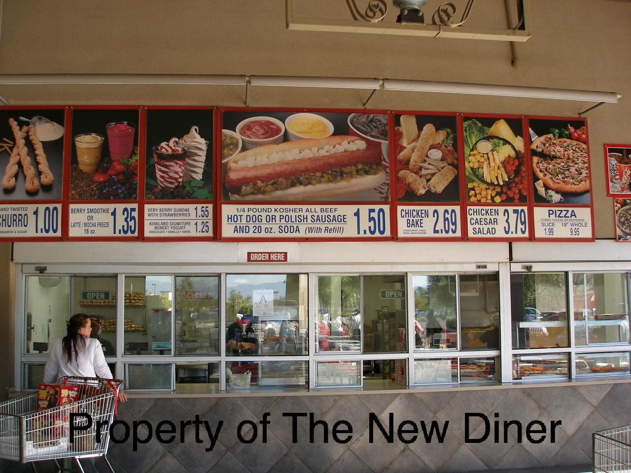 Chino Hills Food Court
