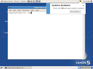 Dr  Rockhopper: HowTo - CentOS 5 Samba Server