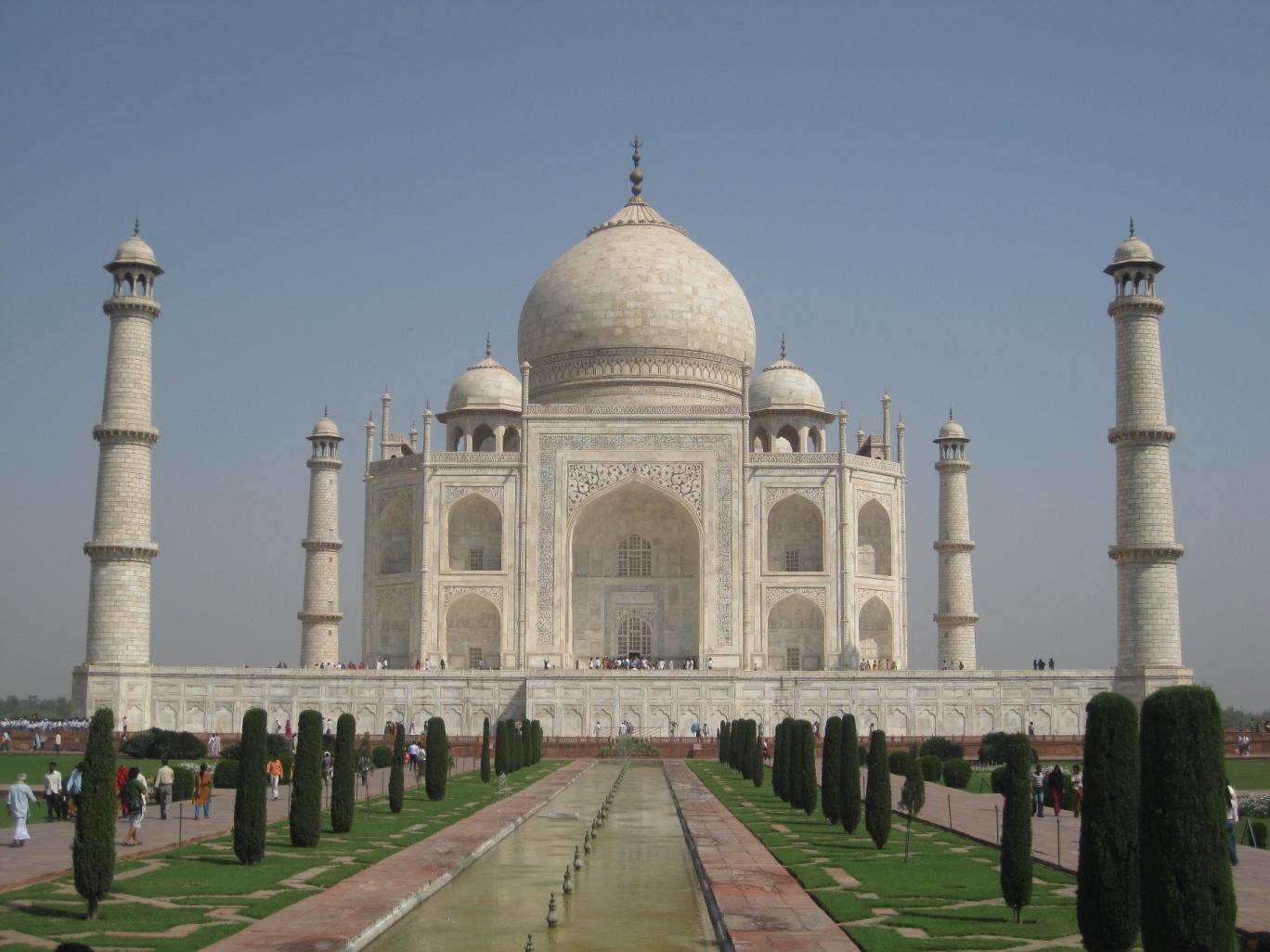 Inde Népal 2010 L'Inde Et Ses Monuments Celebres