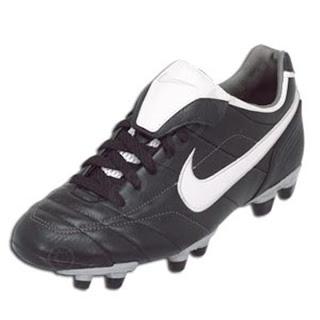 3a5f1b08f63 Uniquesport  Nike Air Tiempo Mystic FG-E (Negro) Zapatos de Futbol