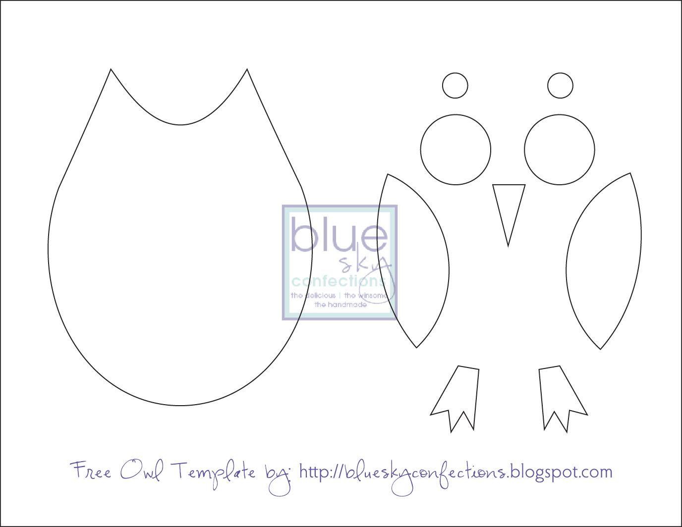 owl templates for sewing blue sky confections old frames fabric scraps a few
