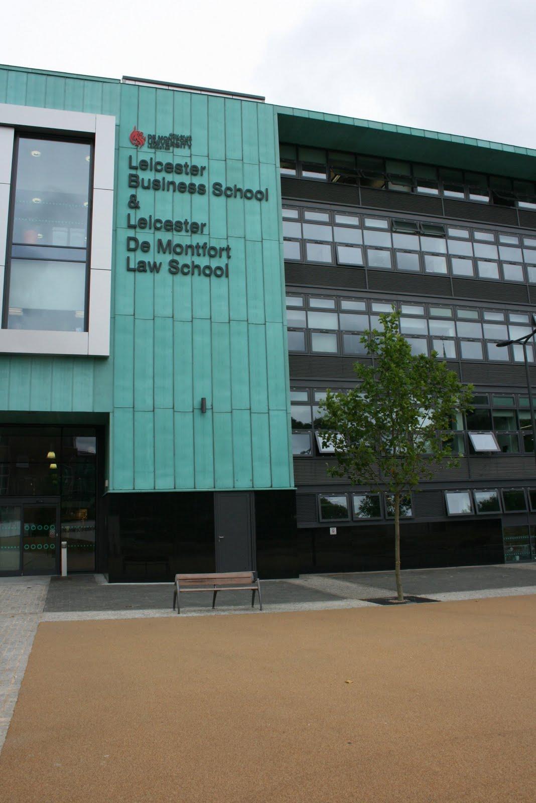 Landscape PING!: De Montfort University Business School ...