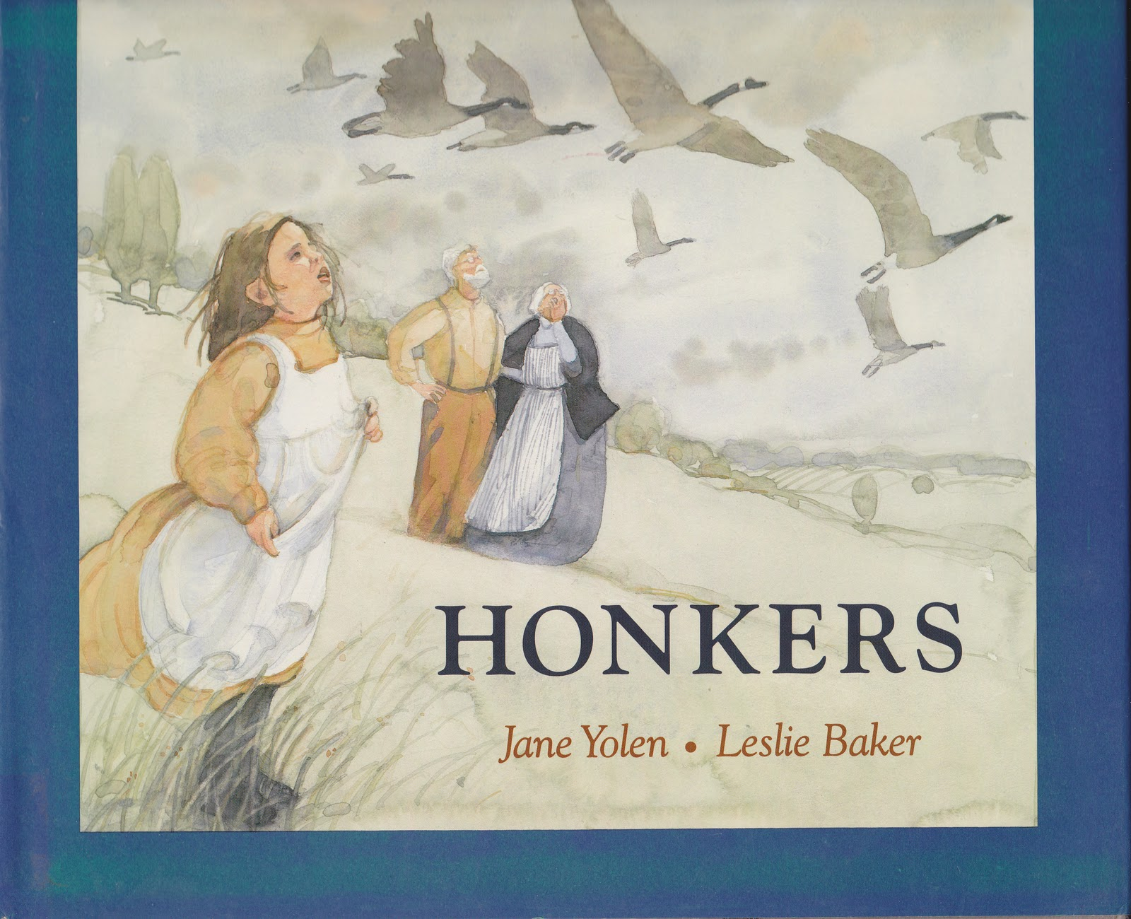 The Marlowe Bookshelf: Honkers