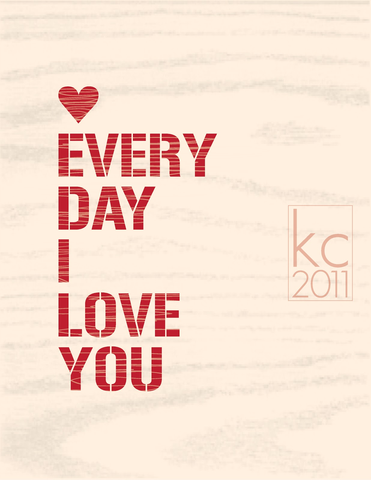 I Love You More Everyday Quotes. QuotesGram