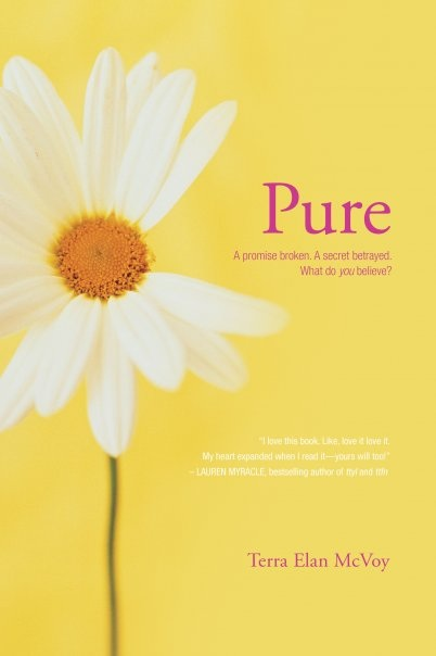 a dazzling distraction: Pure by Terra Elan McVoy