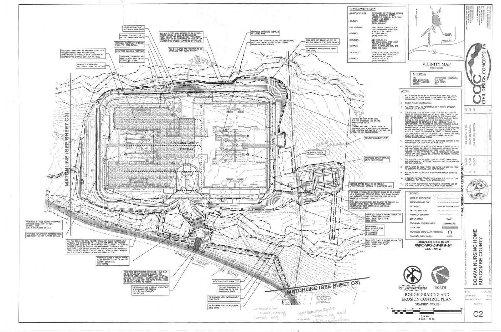 Grovemont Neighbors Of The Va Nursing Home  Construction Info