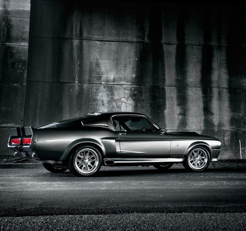 America Mustang 67 Leonor 500
