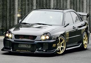 Avenged Car Subaru Impreza Wrx Cars Modifications