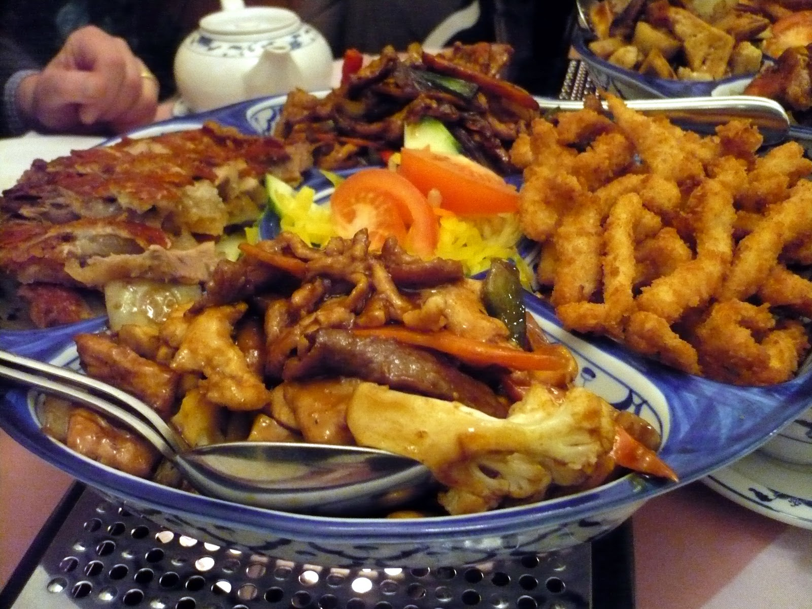 Chinese Po Po Platter Related Keywords & Suggestions