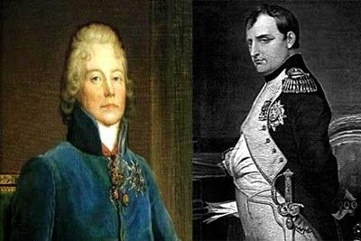 Napoleone e Talleyrand