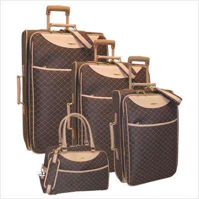 Luggage Set Reviews Expandable Luggage