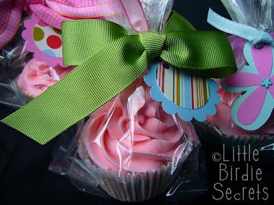 Bath Bomb Cupcakes Gifts