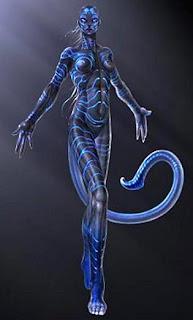 Concept art de Avatar