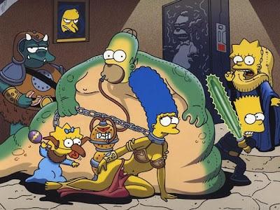 Los Simpson, Star Wars