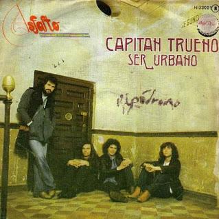 Single Asfalto 'Capitán Trueno ser Urbano'
