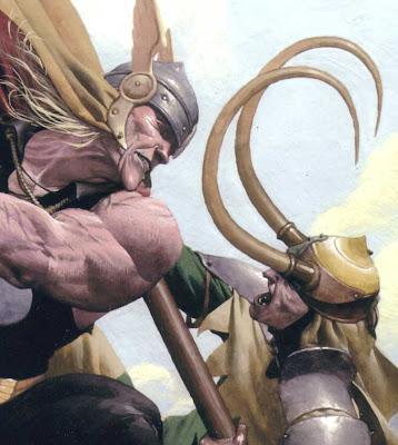 Tom Hiddleston será Loki en Marvel: Thor