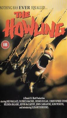 Póster de Howling