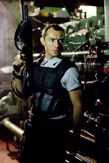 Jude Law en Repo Men