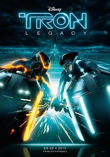 Póster de 'Tron Legacy'