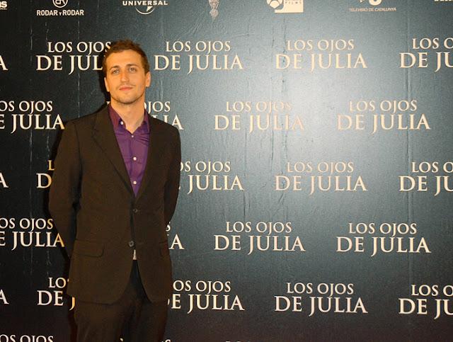Entrevista Guillem Morales, director de 'Los ojos de Julia'