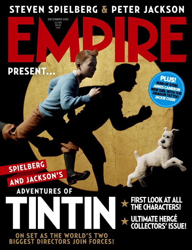 'Las aventuras de Tintín: El secreto del Unicornio'