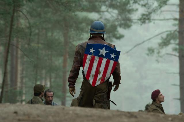Fotograma de Capitán América: El primer vengador