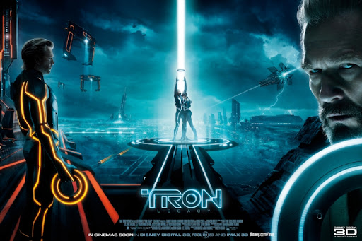 Poster de Tron Legacy