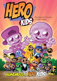 Portada de Hero Kids