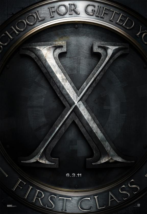 Primer póster de X-Men: Primera generación