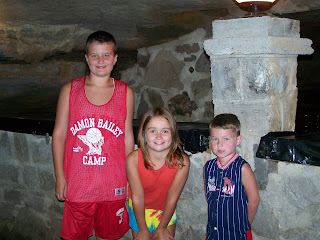 Devin Desiree And Rhett After The Cave Tour