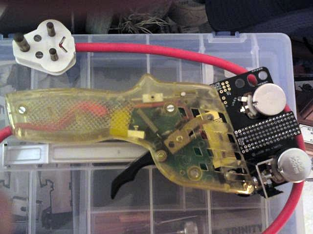 mrrc controller with 1/24 hd30 upgrade pcb