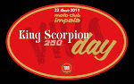 King Scorpion day