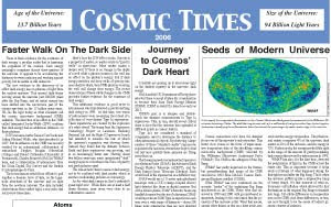 Cosmic Times 2006