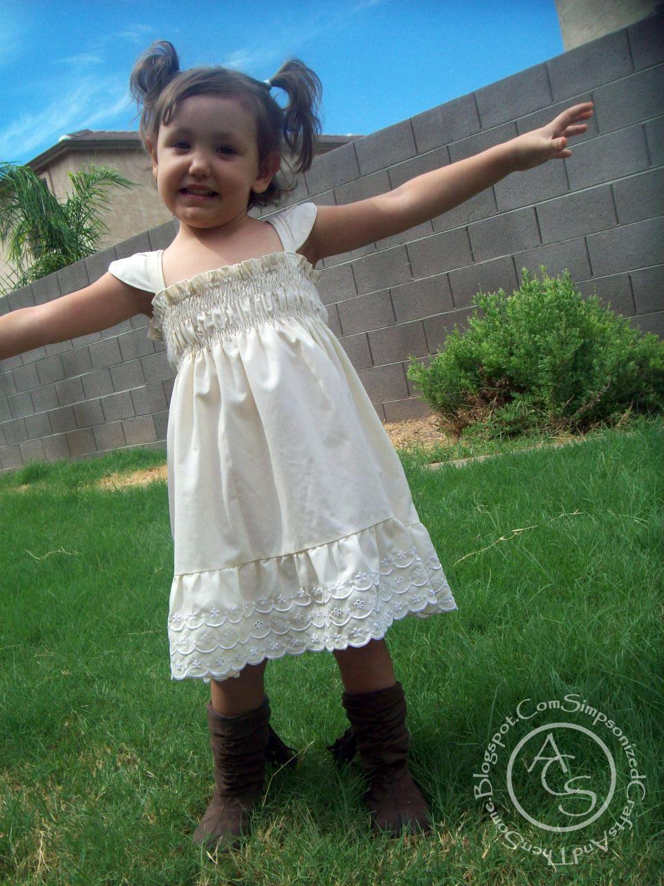 Sun Dresses For Little Girls