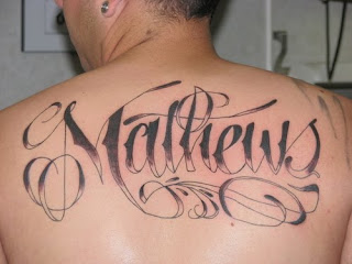 tattoos fonts style ideas
