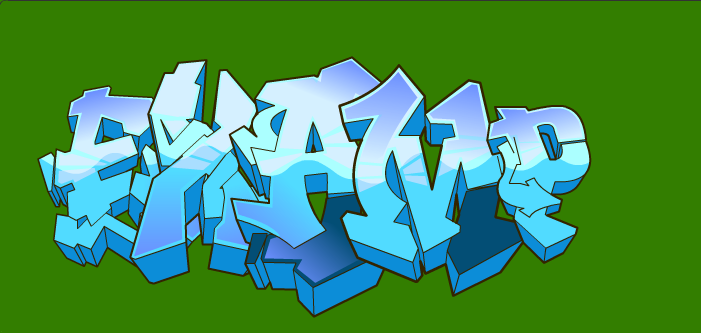 Easy Cool Graffiti Letters Alphabet | Pics | Download |