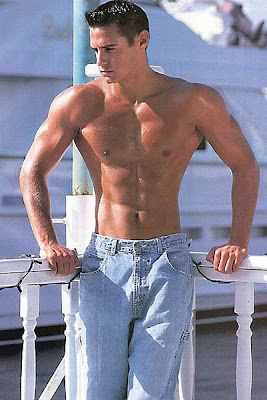 foto de Things I Dig: Shirtless Guys in Jeans